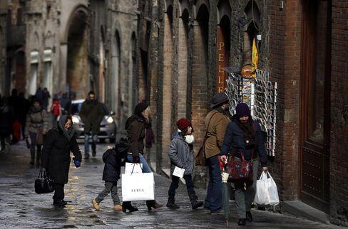 Euro-Area February Economic Confidence Rose More Than Estimated