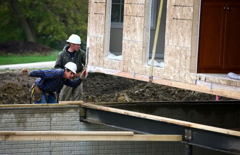 Housing Starts in U.S. Declined 0.3% to 628,000