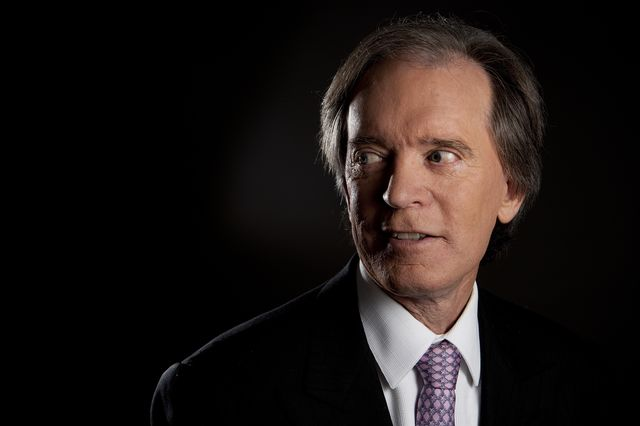 Pimco's Bill Gross has an investment record that almost no one can top, so why should he retire? Photographer: Scott Eells/Bloomberg