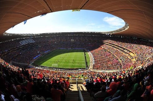 S. Africa Builders Rigged World Cup Work Margins, Documents Show