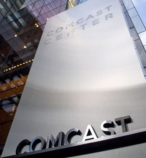 Comcast Said to Face Online-Video, Web Conditions for Deal