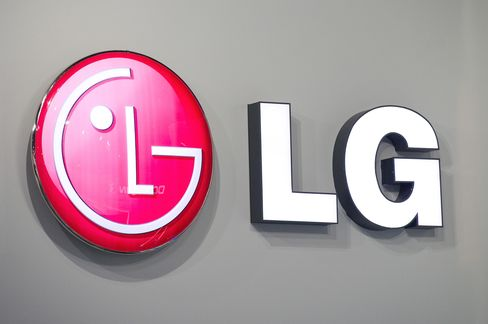 LG Electronics Rises on Optimism of Handset Profit