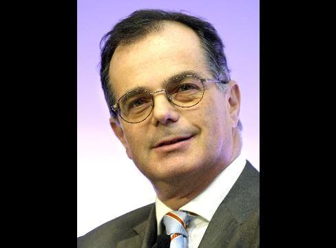 Andras Simor, president, Central Bank of Hungary