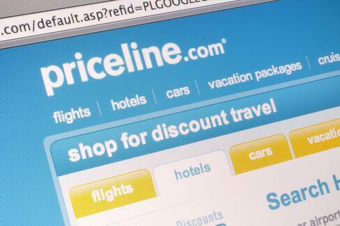 Priceline Forecast Misses Estimates Amid European Credit Crisis