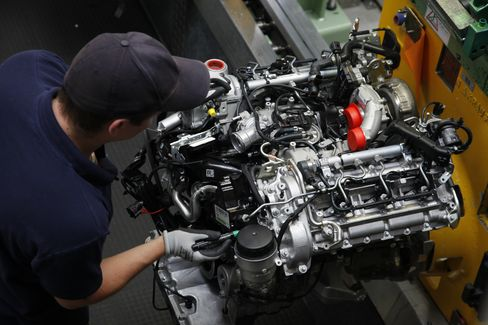 Manufacturing in U.S., Europe, China Leading Expansion