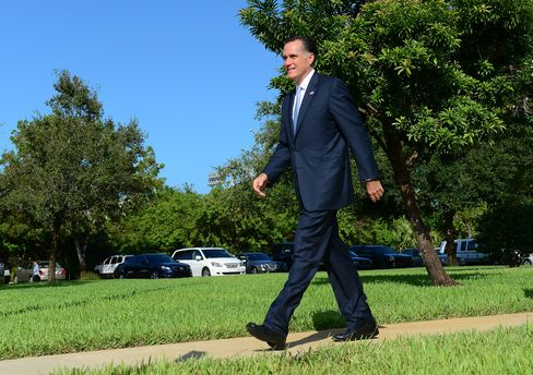 Romney and Republicans Enter October With More Cash Than Obama