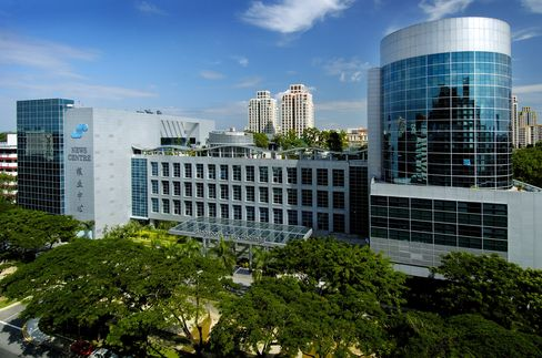 Singapore's Luxury Malls Face Off in IPO Contest