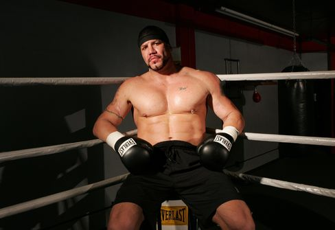 Former Boxing Champ Tommy Morrison