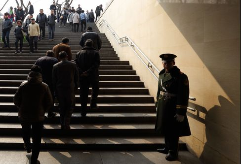 China's Politburo Warns on Financial Risks as Recovery Falters