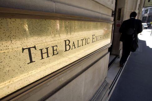 Baltic Exchange Seeks to Double Asian Membership as Trade Shifts