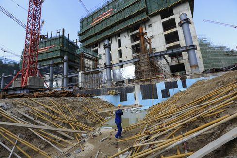 China Home Prices Rise a 4th Month as Sales Rebound, SouFun Says