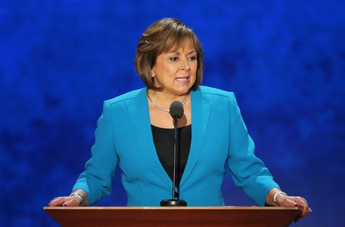 New Mexico Governor Susana Martinez