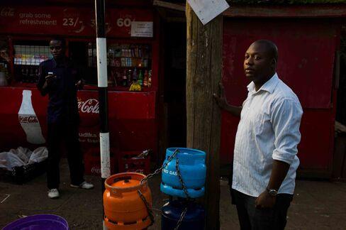 Mbwana Alliy, founder, the Savannah Fund