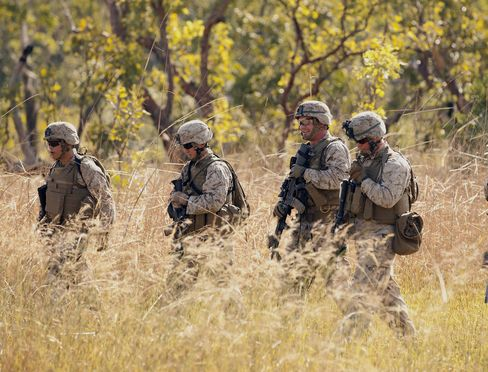 Australia's Military Cuts Understandable, U.S. Ambassador Says