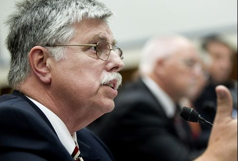 Amtrak Chief Executive Officer Joseph Boardman