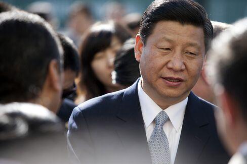 China's Vice President Xi Jiping