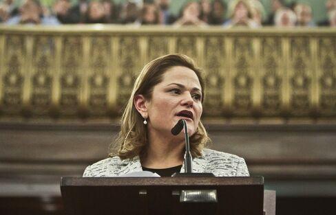 NYC City Council Speaker Melissa Mark-Viverito