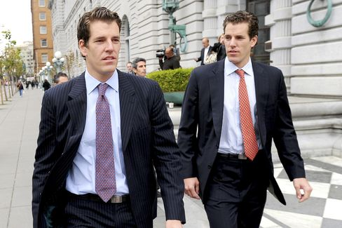 Winklevosses Confront Real Challenge on ETP for Virtual Bitcoin