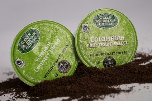 Green Mountain Coffee Capsules