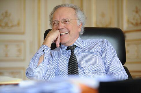 Edouard Carmignac, chairman of Carmignac Gestion