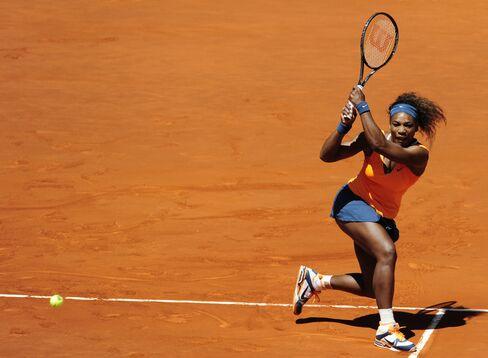 Tennis Player Serena Williams