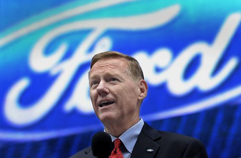 Ford Would Have Shut Without GM, Chrysler Aid, Rattner Says