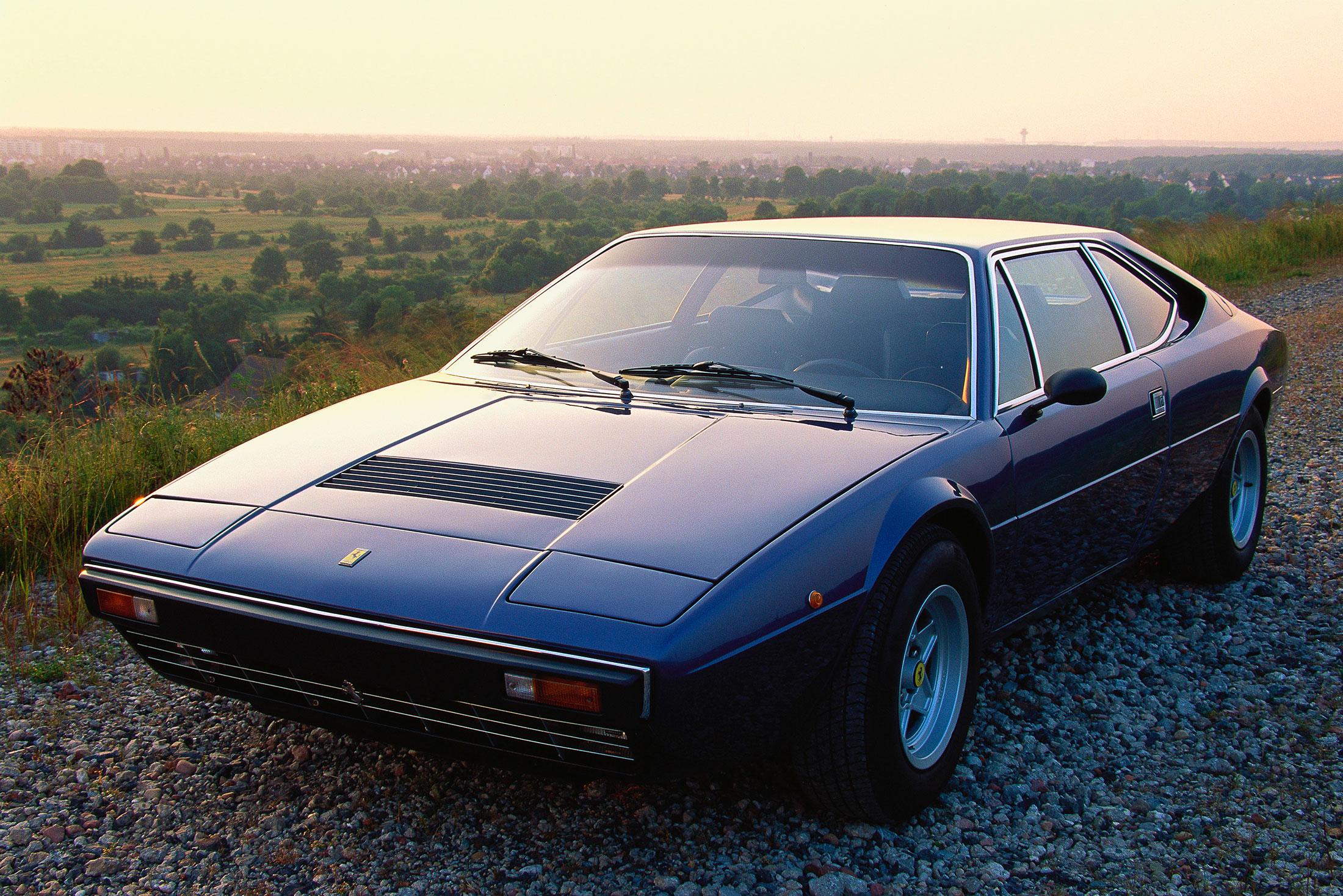 1976 Ferrari 308 GT4 Dino
