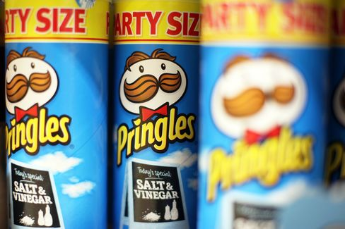 P&G Said to Seek Termination of Pringles Sale