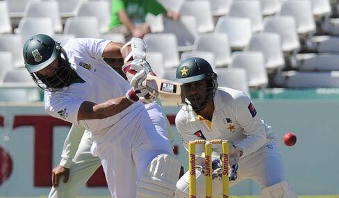 South African Cricketer Hashim Amla