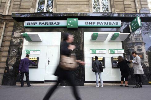 BNP, SocGen Lose Europe Loans Share as Post-Lehman Wins Fade