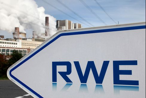 RWE Said to Seek as Much as 5 Billion Euros for Oil, Gas Unit