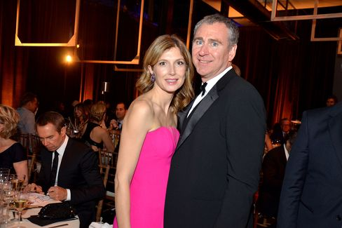 Kenneth C. Griffin and Anne Dias Griffin