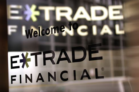 E*Trade CEO Leaves, Firm Seeks New Leader After Citadel Pressure