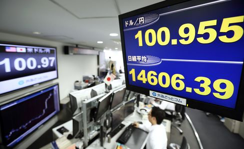 Yen Unlikely to Recross 100 Level, Deutsche Bank's Ruskin Says