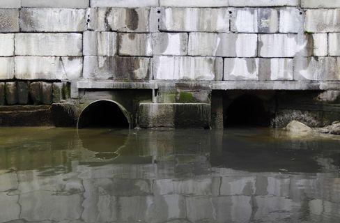 Sandy's Sewage Spill Said Equal to a 41-Foot Central Park Flood