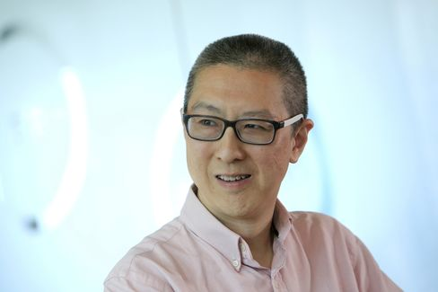 Youku Tudou Inc. Chief Executive Officer Victor Koo