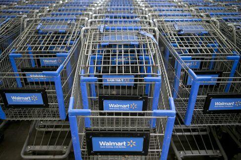 Wal-Mart Profit Forecast Trails Estimates as Sales Gains Slow