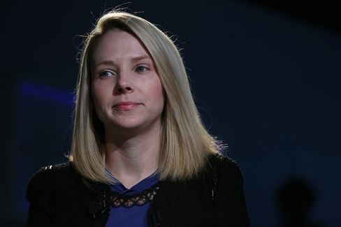 Yahoo! Inc. CEO Marissa Mayer