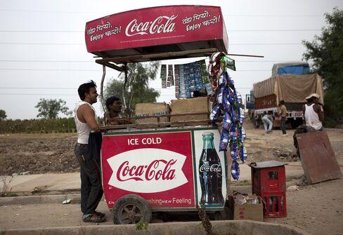 Coca-Cola Can't Speak its Name in India