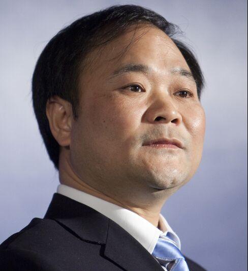 Li Shufu, chairman of Zhejiang Geely Holding