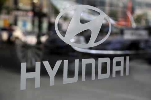Hyundai's Dealership