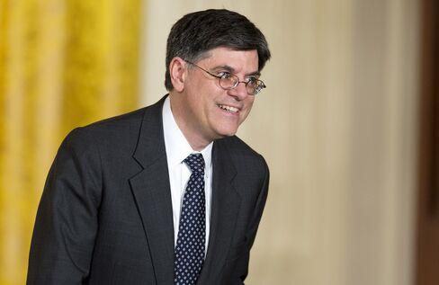 U.S. Treasury Secretary Nominee Jack Lew