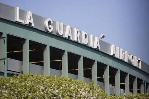 LaGuardia's Central Terminal Evacuated Over Suspicious Package
