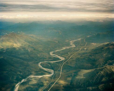 The Trans-Alaska Pipeline Delivers Oil