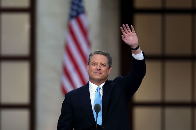 If partisan advantage mattered so much, Al Gore would have won in 2000.Photographer: Daniel Acker/Bloomberg