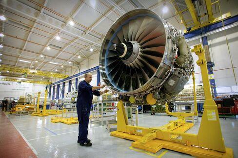 Pratt & Whitney Pays $1.5 Billion for Rolls-Royce Venture