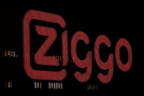 Ziggo NV Logo