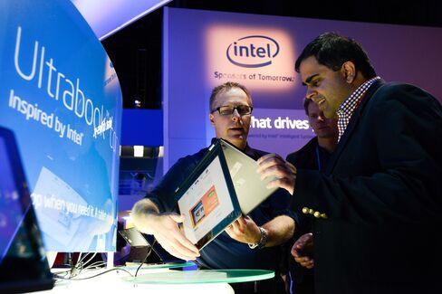 Intel to GE Stuck in Earnings Slump as U.S. Rebound Stalls
