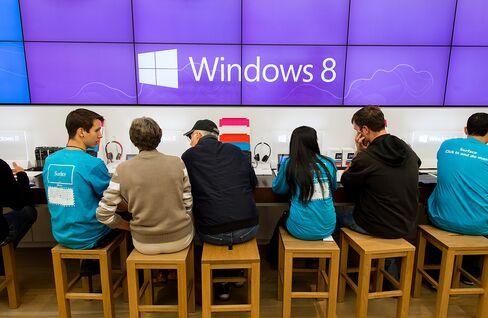 Microsoft Windows 8 Review