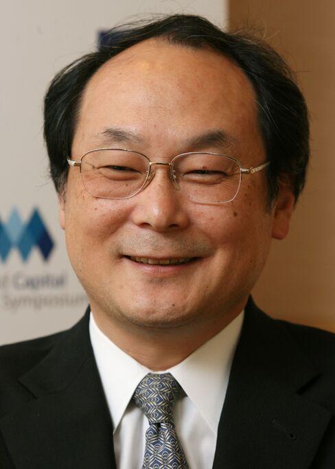 Nomura Holdings Chief Operating Officer Takumi Shibata still seeks to build a global powerhouse. Photographer: Goh Seng Chong/Bloomberg